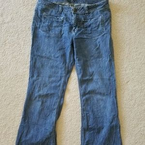 Cabi flare jeans